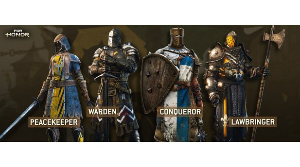 For Honor: Ritter