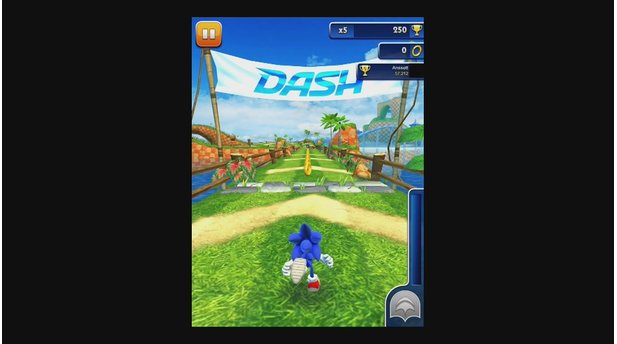 Sonic Dash - Screenshots
