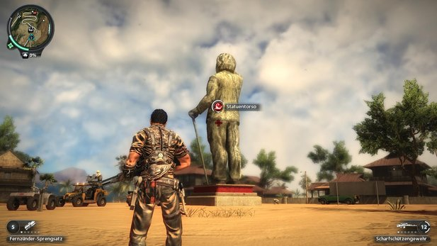 Die Multiplayer-Mod von Just Cause 2 erscheint via Steam.