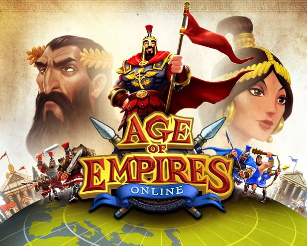 Age of Empires Online Wallpaper :