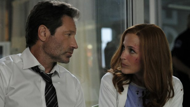 Akte X - Preview-Trailer auf Staffel 11 mit Scully & Mulder