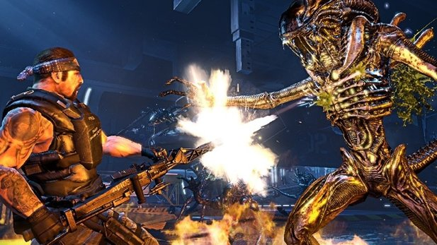 Sega kündigt die Collector's Edition von Aliens: Colonial Marines an.