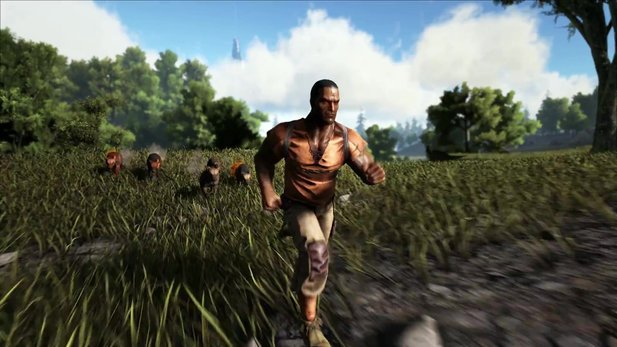 Ark: Survival Evolved - Gameplay-Trailer zeigt Inhalte von Update 258