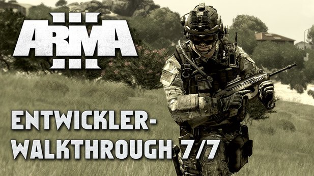 ARMA 3 - Walkthrough-Interview #7