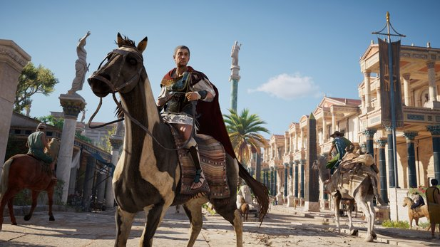 Assassin's Creed: Origins für nur 40,19 Euro.