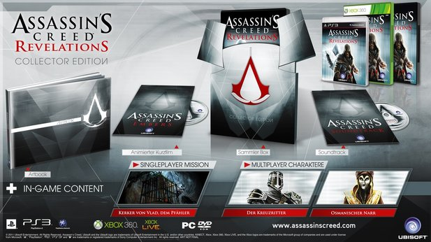 Assassin's Creed: Revelations - Collector Edition : Assassin's Creed: Revelations - Collector Edition