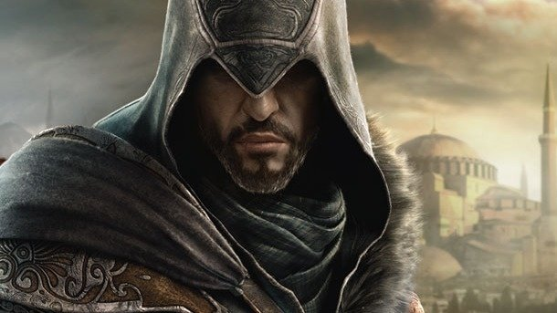 Der gealterte Ezio in Revelations