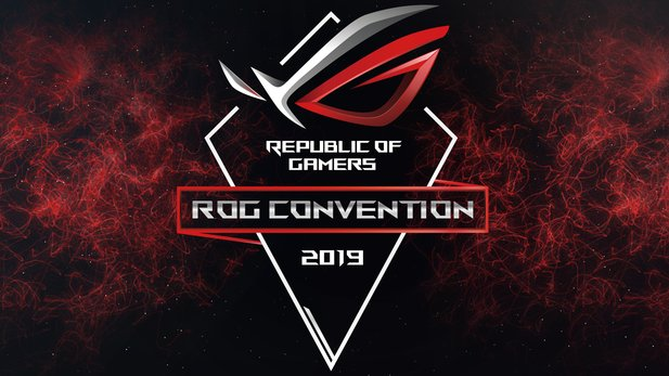 ASUS ROG Convention Duisburg