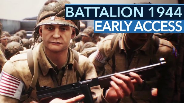 Battalion 1944 - Video zum Early-Access-Test: Kein toller Start für den Shooter