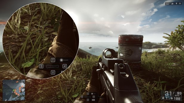 Battlefield 4 in Full HD
