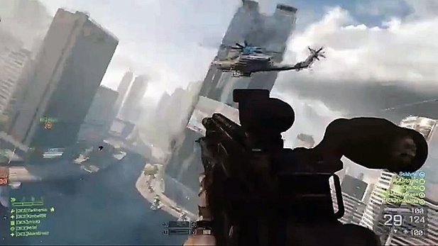 E3-Multiplayer-Video von Battlefield 4