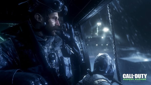 Auch in Call of Duty: Modern Warfare Remastered verlangt Captain Price absolute Bestzeiten für den Trainingskurs des SAS.