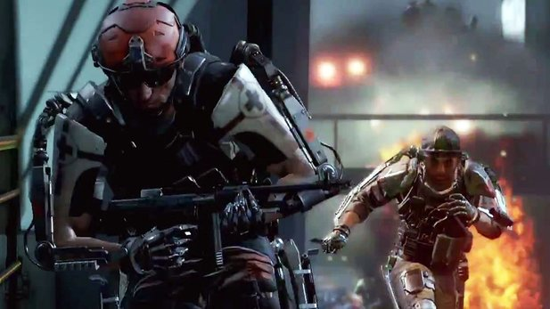 Multiplayer-Trailer von CoD: Advanced Warfare