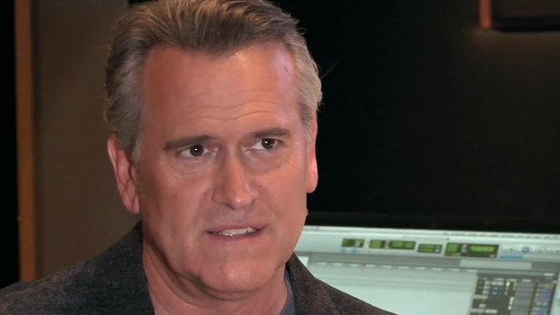 Call of Duty: Advanced Warfare - Interview-Video mit Bruce Campbell