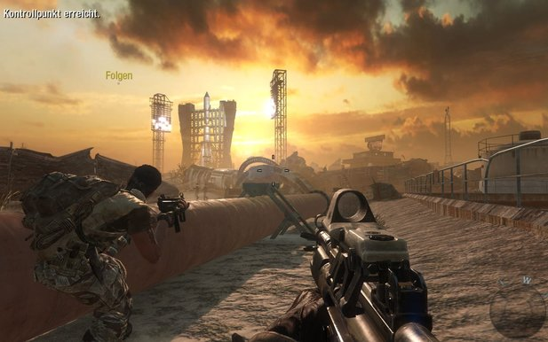Goldgrube für Publisher Activision: Der Ego-Shooter Call of Duty: Black Ops.