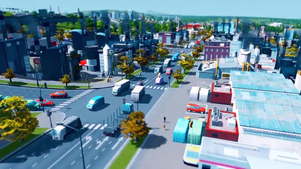 Cities: Skylines - Gameplay-Trailer gibt Release-Datum bekannt