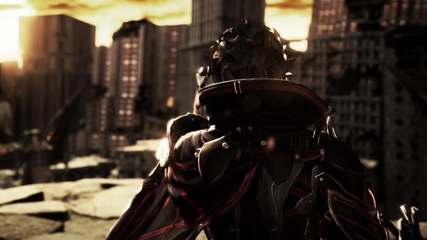 Code Vein - E3-Trailer zeigt blutiges Vampir-Action-RPG