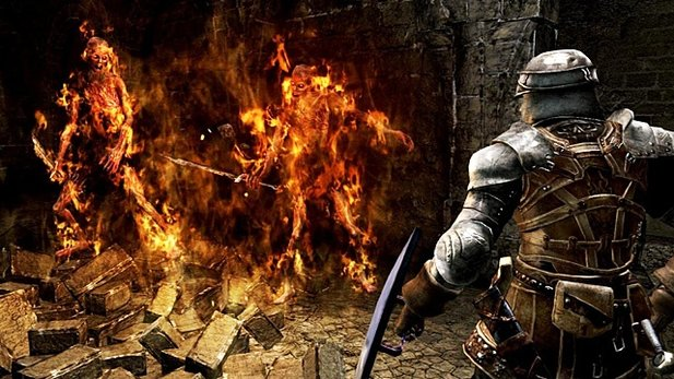 Die Dark Souls: Prepare to Die Edition wurde von Games for Windows Live auf Steam umgestellt.