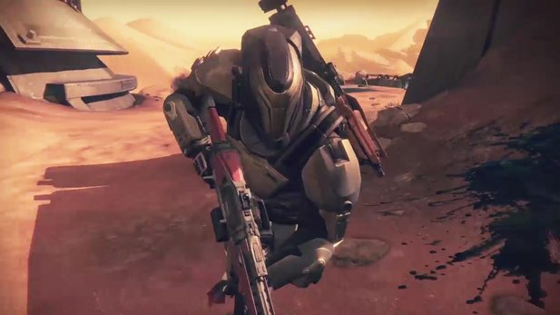 Destiny - Gameplay-Video zur Titan-Klasse