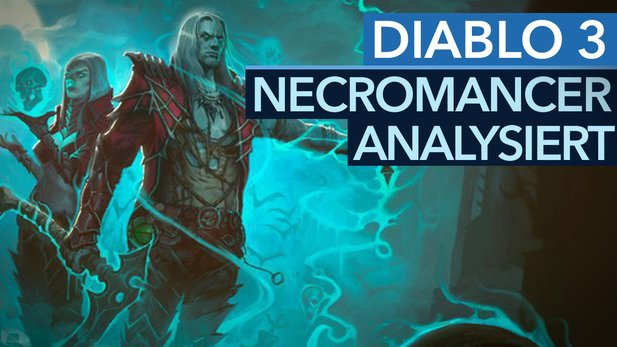 Diablo 3: Rise of the Necromancer - Detail-Analyse der neuen Klasse