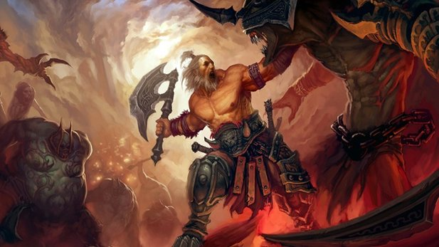 Diablo 3 - Test-Video