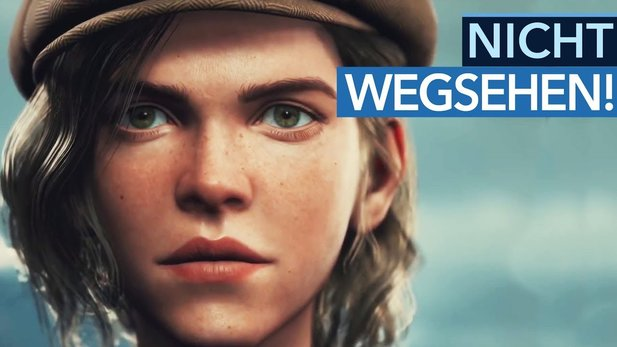 Draugen - Test-Video zum kleinen Open-World-Adventure