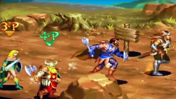 Dungeons & Dragons: Chronicles of Mystara - Debüt-Trailer zur Arcade-Neuauflage