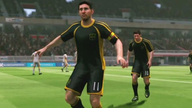 FIFA World - Ingame-Trailer zur offenen Beta