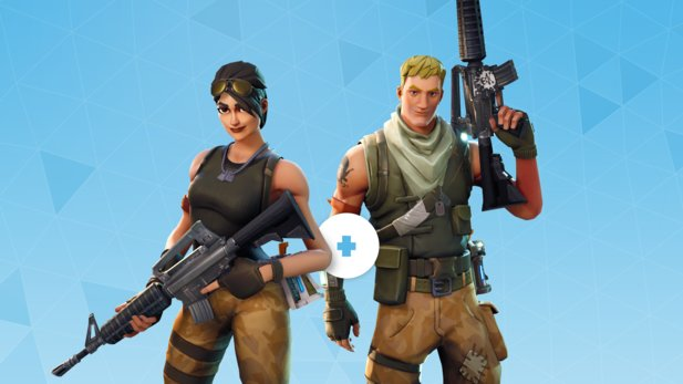 Fortnite: Battle Royale: Friendly Fire gibt es nicht mehr.