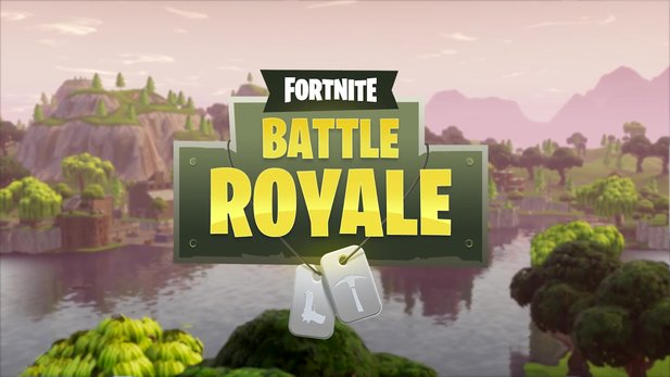 Fortnite - Ankündigungstrailer zum Battle-Royale-Modus