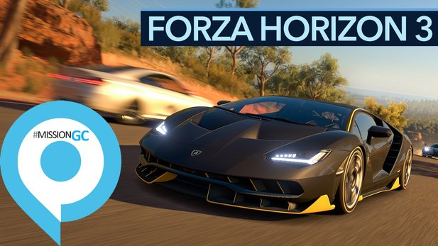 Forza Horizon 3 - Das Rennspiel-Highlight im Studio