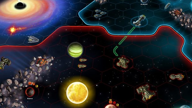 Galactic Civilizations 3 - Gameplay-Trailer zeigt das Weltraum-Strategiespiel