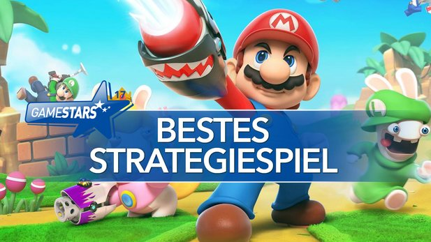 GameStars 2017: Bestes Strategiespiel - Video: Mario lässt die PC-Klassiker zittern