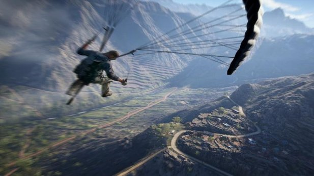 Ghost Recon: Wildlands - Gameplay-Video »Operação Skydive«