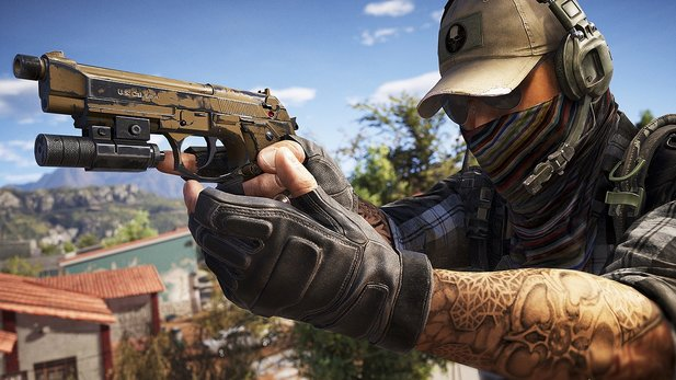 Die Open-Beta von Ghost Recon: Wildlands hat mit Serverproblemen begonnen.
