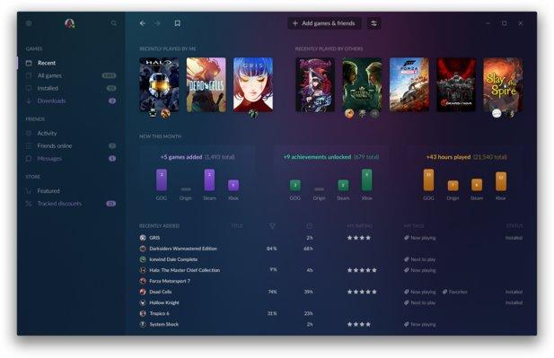 GOG Galaxy 2 0: Die größte Innovation der E3 2019 ein Launcher