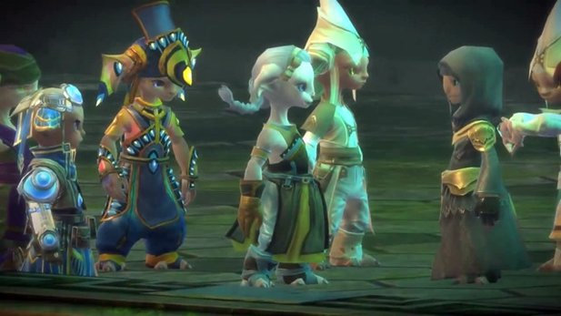 Asura-Trailer von Guild Wars 2