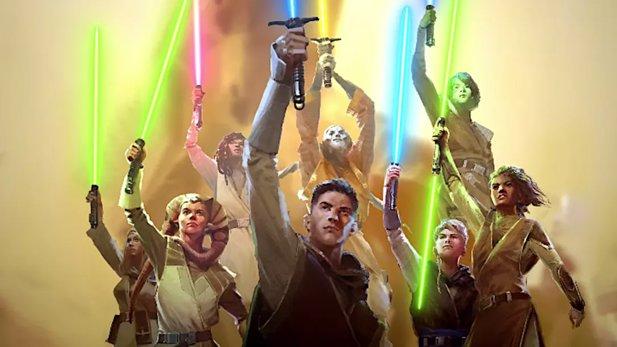 Die Zukunft von Star Wars liegt in der Vergangenheit: The High Republic spielt 200 Jahre vor Episode 1 - Die dunkle Bedrohung.