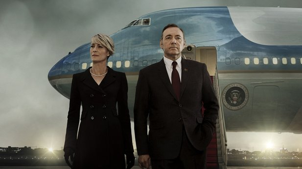House of Cards: Finale Staffel wird ohne Kevin Spacey gedreht.