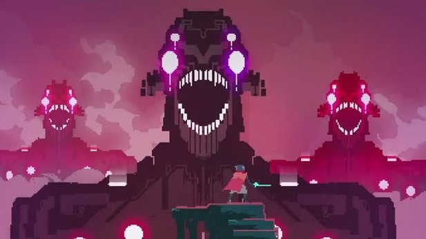 Kickstarter-Video von Hyper Light Drifter
