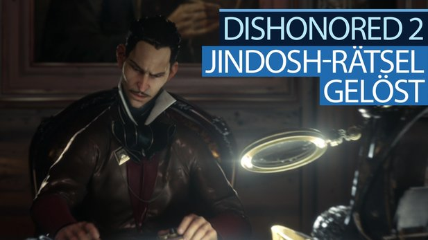 Dishonored 2 - Die Video-Lösung zum Jindosh-Rätsel
