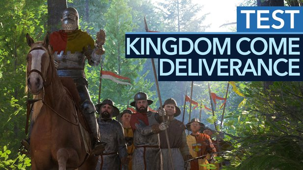 Kingdom Come: Deliverance - Testvideo: Open World mit Schneid und Kante