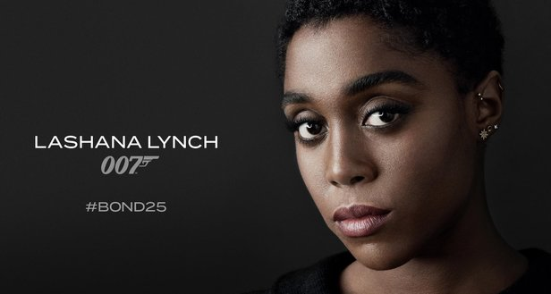 Lashana Lynch tritt in No Time to Die als die neue 007 nach James Bond auf.