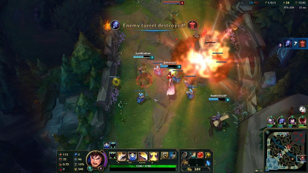 Riot Games arbeitet an einem Trainings-Tool für League of Legends.