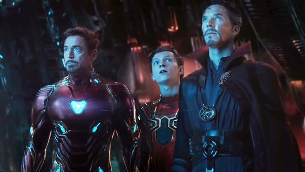 Marvels Avengers: Infinity War - Super Bowl Trailer mit Iron Man & Co im Kampf gegen Thanos