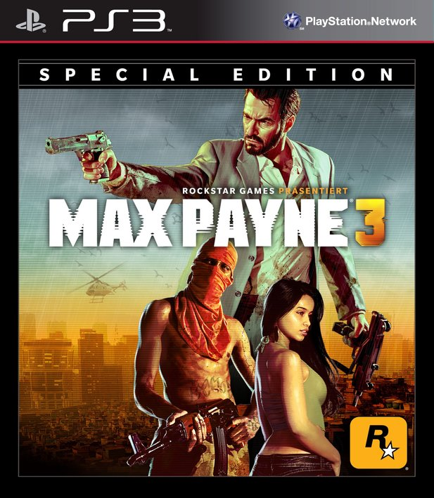 Cover: PS3-Version
