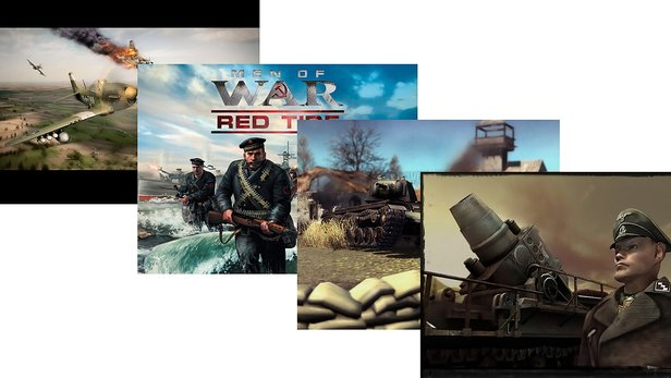 Men of War Wallpaper :
