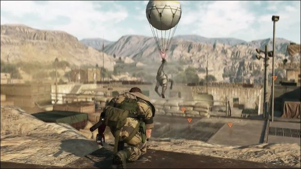Metal Gear Online - 11 Minuten Gameplay stellt Multiplayer vor