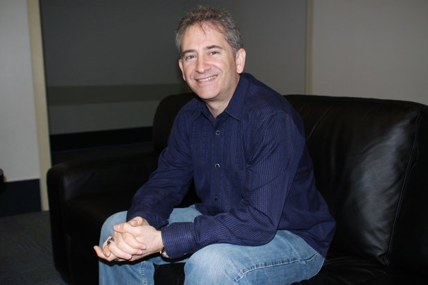 Mike Morhaime ist der Chef (President) von Blizzard Entertainment.