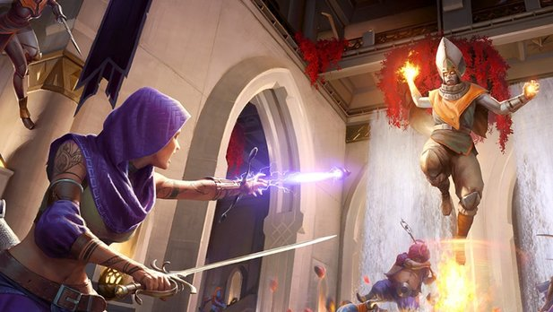 Mirage: Arcane Warfare - Zahlreiche Multiplayer-Kämpfe im PAX-Video